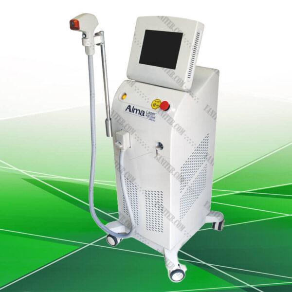 دستگاه لیزر الکس آلما