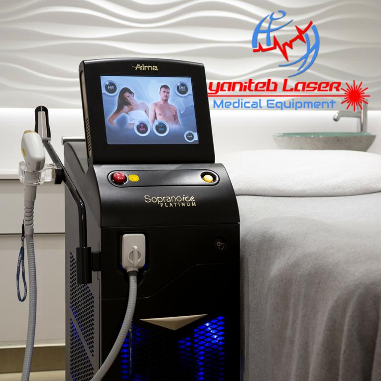 دستگاه لیزر پلاتینیوم پلاس 2020 یانی طب لیزر