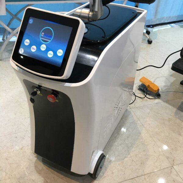 دستگاه لیزر حذف تتو کیوسوییچ پیکولیزر 2020